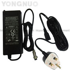 AC Adapter Power Switching Charger for Yongnuo LED Video Light YN1200 YN760 UK