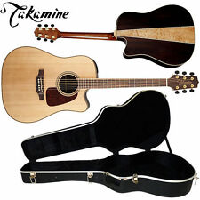 Takamine G90 Series GD93CE Dreadnought Acoustic Electric Guitar inc hardcase