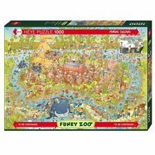 Heye 29870 Funky Zoo Australian Habitat Puzzle 1000pc