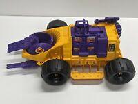 Vintage G.I. Joe Cobra Parasite Truck Vehicle Buggy Hasbro 1991 Not Complete
