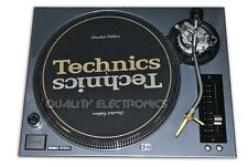 Technics Silver Face Plate For SL1210M5G