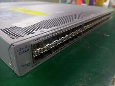 Cisco N3K-C3064PQ-10GX, 48 SFP+,4 QSFP+ ports, dual N2200-PAC-400W-B N3K-LAN1K9