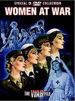 The War File - Women At War [DVD]