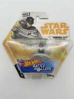 Hot Wheels Star Wars Die-Cast General Hux Star Destroyer Battle Rollers