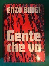 GENTE CHE VA - Enzo Biagi - Sei - 1972