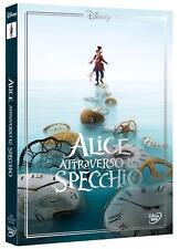 Dvd Alice Attraverso lo Specchio - Special Pack (Slipcase) ......NUOVO