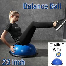 Balance Trainer Ball Yoga Ball Half Ball Core Exercise Fitness Gym Home Workout