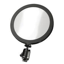 walimex pro Soft LED 200 Round Bi Color, professionelles Foto- und Videolicht