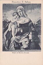 PADOVA - Pinacoteca - Vergine col Bambino (Previtali)