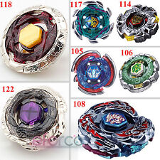 4D Beyblade Metal Master Fusion Rapidity Fury Top Fight Battle Launcher Free P&P
