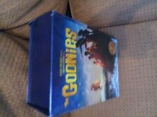 The Goonies - 30th Anniversary BLURAY Collector's Edition With Booklet Game