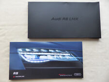 AUDI r8 LMX Final Edition 570 PS - 1 of 99-prospetto brochure 06.2014