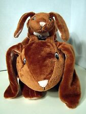 """Kohl's Stuff Plush Storybook Animal """"Guess How Much I Love You Bunny Rabbit"""""""