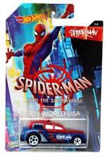 2018 Hot Wheels Marvel Spider-Man Into the Spider-Verse #1 Cockney Cab II