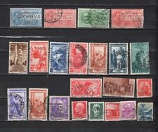 Italy-  Lot Of Early Used  Stamps (IT28)