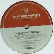 "Love & Rockets Holy Fool 3 mixes  - US DJ 12"""