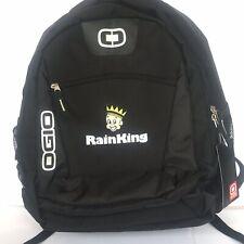 "OGIO RainKing Backpack 17"" Computer Laptop-black"