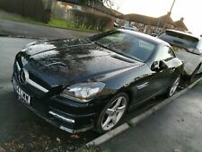 BREAKING Mercedes Benz SLK250 AMG 7g Gearbox petrol complete - just 10'000 miles