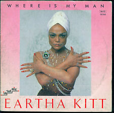 WHERE IS MY MAN (Vocal) - WHERE IS MY MAN (Instrumental) # EARTHA KITT