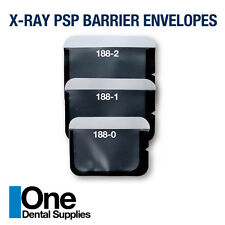 Dental X-Ray PSP Barrier Envelopes 1000 pcs Size 0,1 or 2