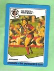 1989 NORTH SYDNEY BEARS STIMOROL RUGBY LEAGUE CARD #85 IAN FRENCH