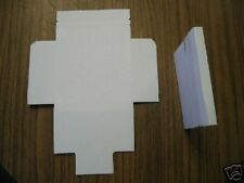 """25 NEW CARDBOARD CORRUGATED MAILERS JS87, 25 1"""" CORRGUATED MAILERS SF002T"""