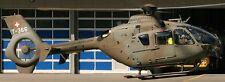 EC-635 Switzerland AF Eurocopter EC635 Helicopter Wood Model Replica Large New