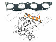 FOR HONDA CIVIC 2.0 TYPE R EP3 EXHAUST SIDE ENGINE MANIFOLD GASKET 01-05 K20A2