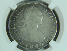 Guatemala 1800 2 Reales NGC VF20 Tied For Finest Known