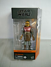 STAR WARS Black Series Armorer The Mandolorian  Back 6 Inch HASBRO (L)