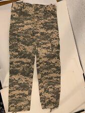 Air Force Utility Digital Military Camo Pants Kid's Size Medium 24-28 Inch Waist