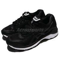 Asics GT-2000 6 VI Black White Women Running Shoes Sneakers T855N-9001