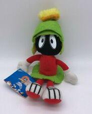 "Vintage Marvin the Martian 9"" beanbag plush, Looney Tunes, Warner Bros, 1998"