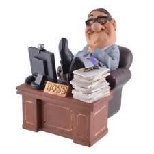 Funny Life - Boss am Schreibtisch