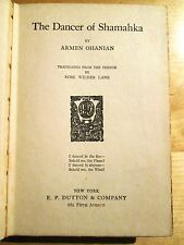 Armen Ohanian. The Dancer of Shamahka. (trans. Rose W. Lane) 1923  E. P. Dutton