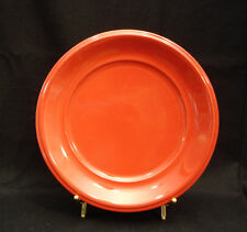 """Cooper Red by Country Living SALAD PLATE 8 7/8"""""""
