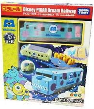 Takara Tomy Tomica  Plarail Disney Pixar dream Railway Monsters scale alert Rain