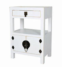 Wedding Cabinet Vintage Wardrobe Chinese Furniture Dresser White Night Console