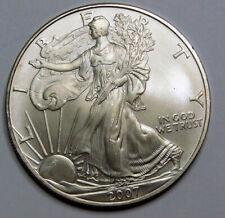2007 Silver Eagle 1oz