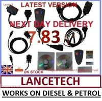 LEXIA 3 DIAGBOX 7.83 PEUGEOT CITROEN DIAGNOSTIC INTERFACE PP2000 CAN BUS V50 V25