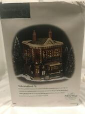 Dept 56 Dickens Village 1998 The Horse And Hounds Pub