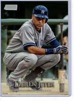 Derek Jeter 2019 Topps Stadium Club Variations 5x7 #141 /49