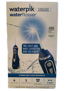 Waterpik Cordless Advanced Water Flosser WP-500 Series (4 Tips & Plug Included)