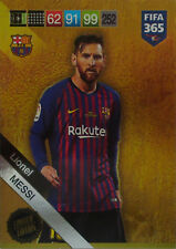 PANINI ADRENALYN XL FIFA 365 2019 Limited Edition LIONEL MESSI