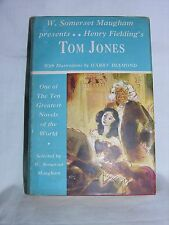 Henry Fielding's The History Of Tom Jones A Foundling - 1948 Hardcover