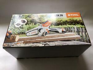 "Stihl GTA26 cordless 4"" 10cm pruner chainsaw Brand new Free Postage"