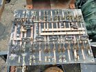 Huge Antique Electric Knife Switch Electrical Fuse Panel Steam Punk Industrial
