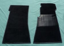 MERCEDES-BENZ 107SL RHD NEW PAIR OF FRONT FOOTWELL CARPETS