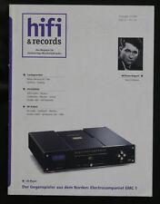 HiFi & Records 2/1999 - Willson Cechia dell 'arte ASR Lindemann ELECTROCOMPANIET