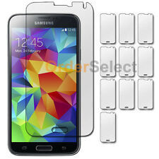 10X New Ultra Clear Hd Lcd Screen Protector for Android Phone Samsung Galaxy S5
